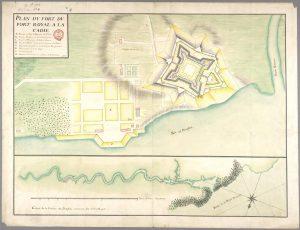 Fort Port Royal -1701