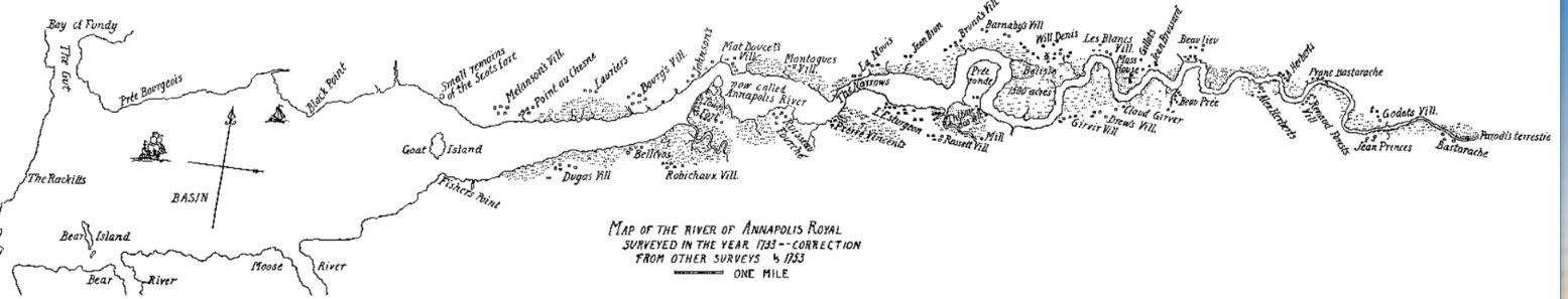 Annapolis Royal 1753